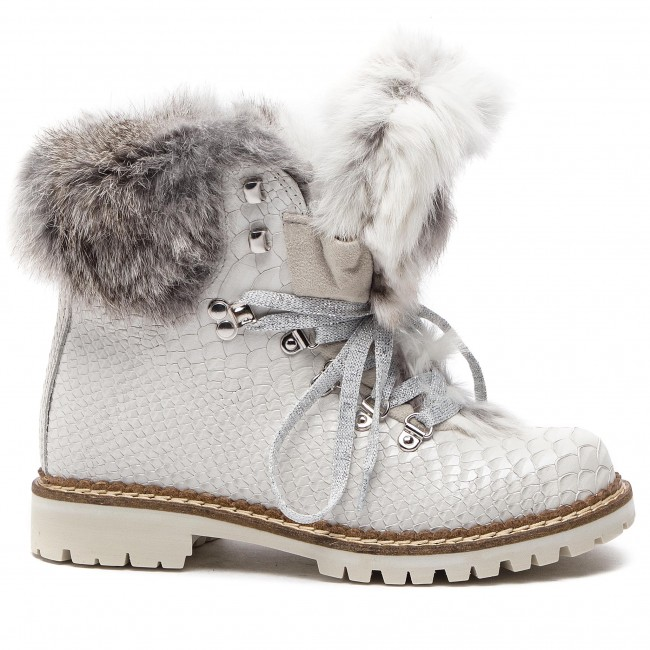 Magasított cipő NEW ITALIA SHOES 1515404A88 Latte