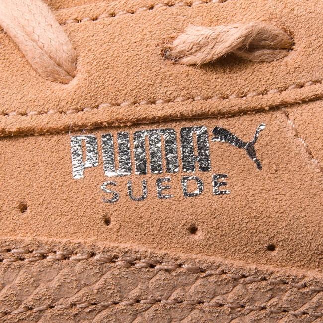 Sportcipő PUMA Suede Platform Animal 365109 Dusty Coral