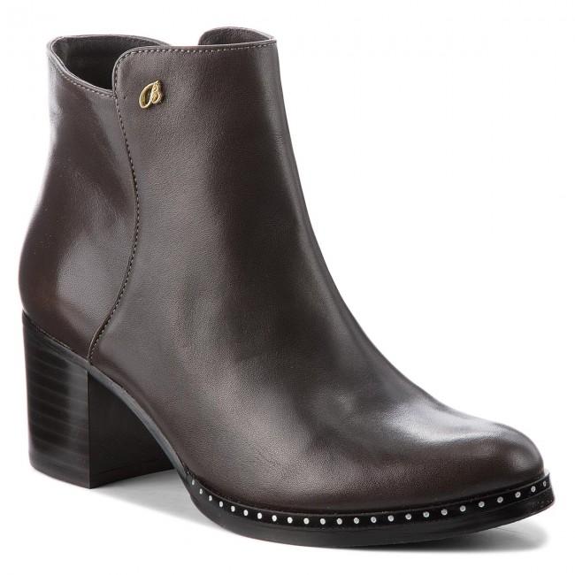 Magasított cipő BALDACCINI 900700 N Buffalo Szary
