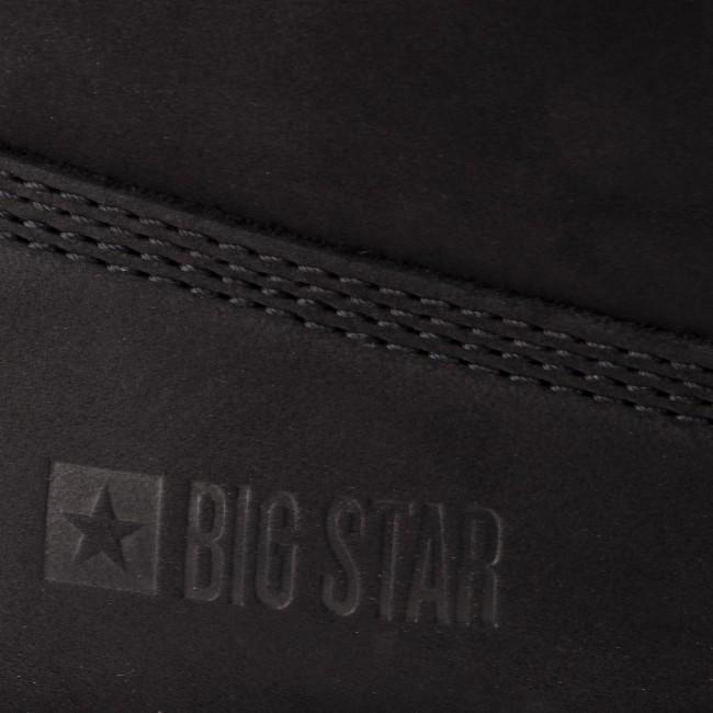 Bakancs BIG STAR BB174112 Black