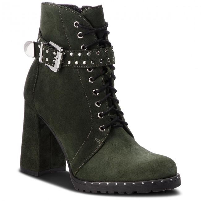 Magasított cipő SOLO FEMME 26536 35 G73000 02 00 Zöld