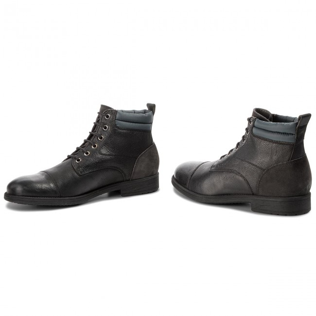 Bokacipő GEOX U Jaylon I U84Y7I 0EM22 C0005 BlackDk Grey