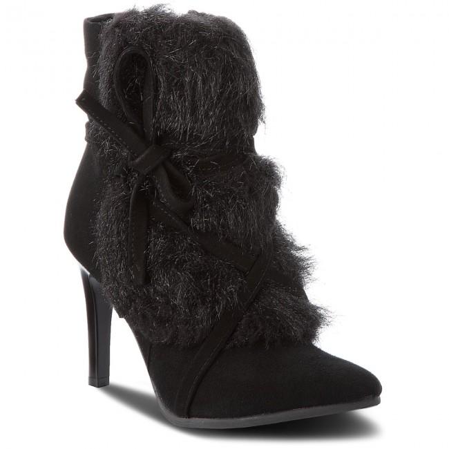 Magasított cipő OLEKSY 2428147000000000 Fekete