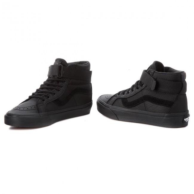 Sportcipő VANS Sk8 Hi Reissue VN0A3QY2UB4 (Leather) BallisticBlack