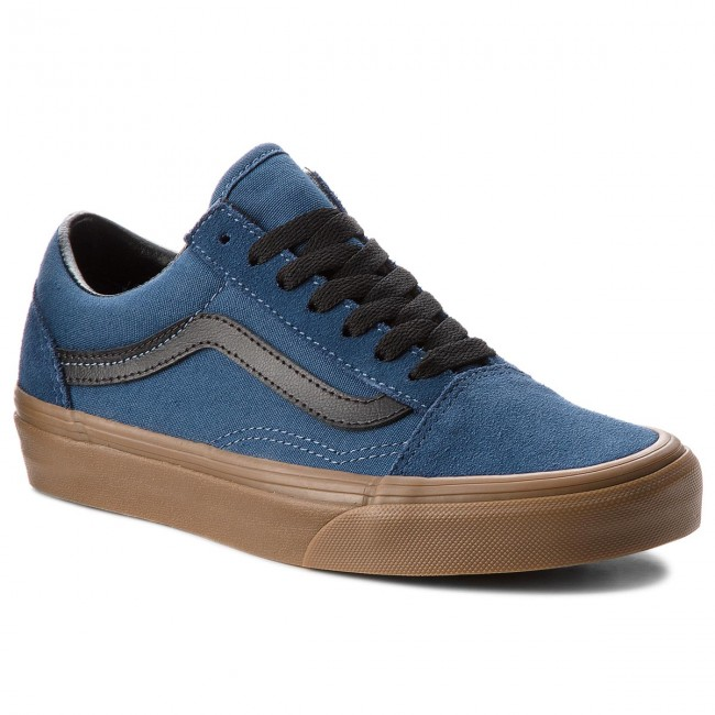Teniszcipő VANS Old Skool VN0A38G1U4C (Gum Outsole) Dark Denim