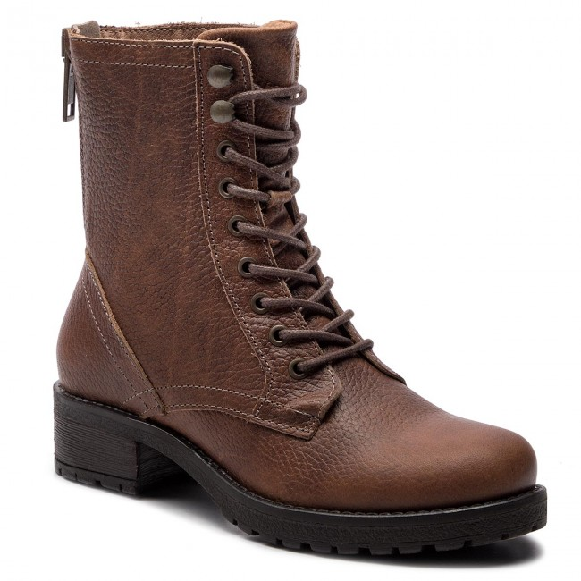 Magasított cipő BULLBOXER 797500E6L COGNTD70 Cognac