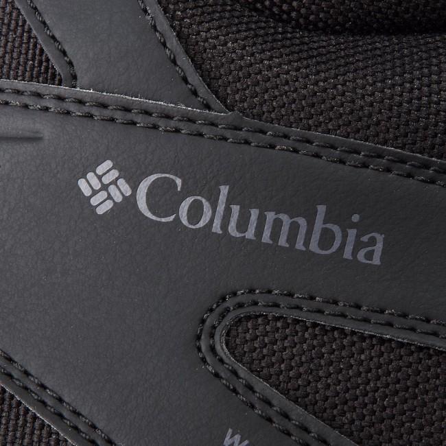 bakancs columbia omni heat black graphite 010 férfi