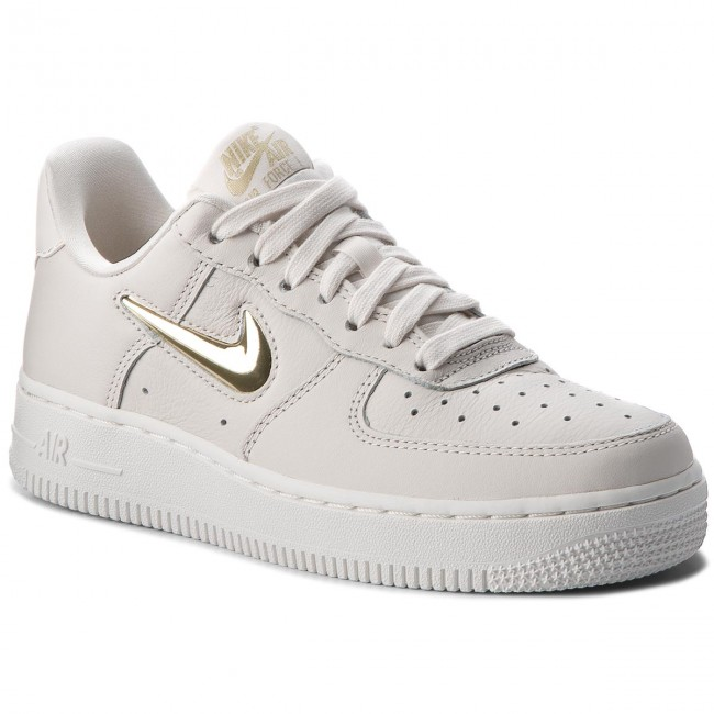 Cipő NIKE Air Force 1 '07 Prm Lx AO3814 001 PhantomMtlc Gold Star