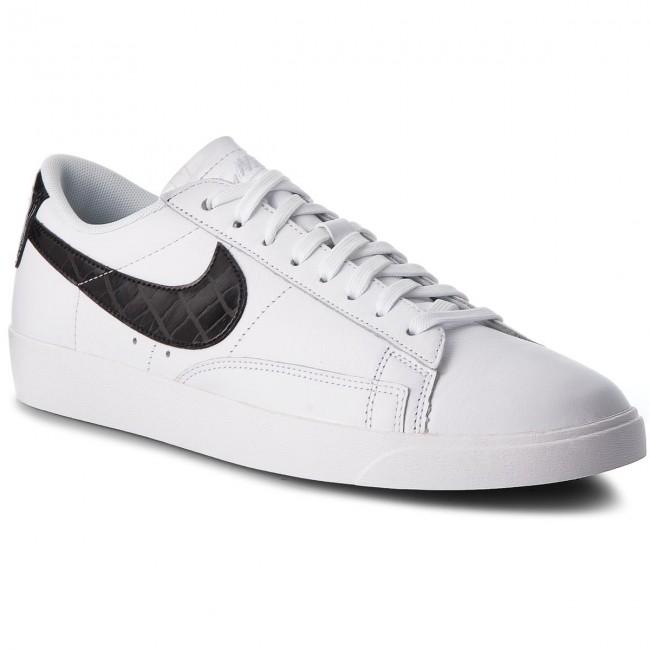 Cipő NIKE - Blazer Low BQ0033 100 White/Black