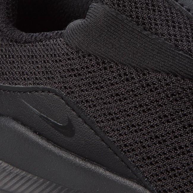 Nike Viale Men's Fitness Walking Shoes BlackWhite