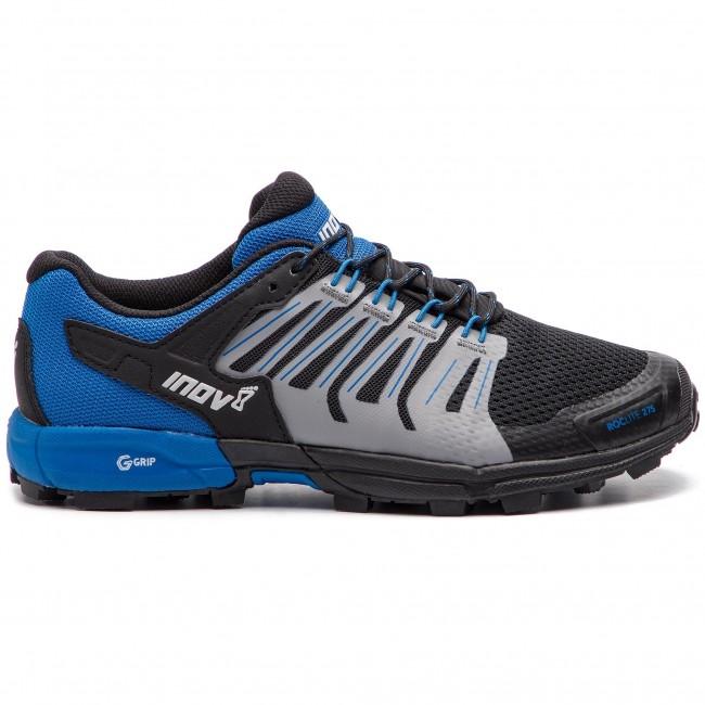 Cipő INOV-8 - Roclite 275 000806-BKBL-M-01 Black/Blue - Túra bakancsok - Futócipők - Sport - Férfi