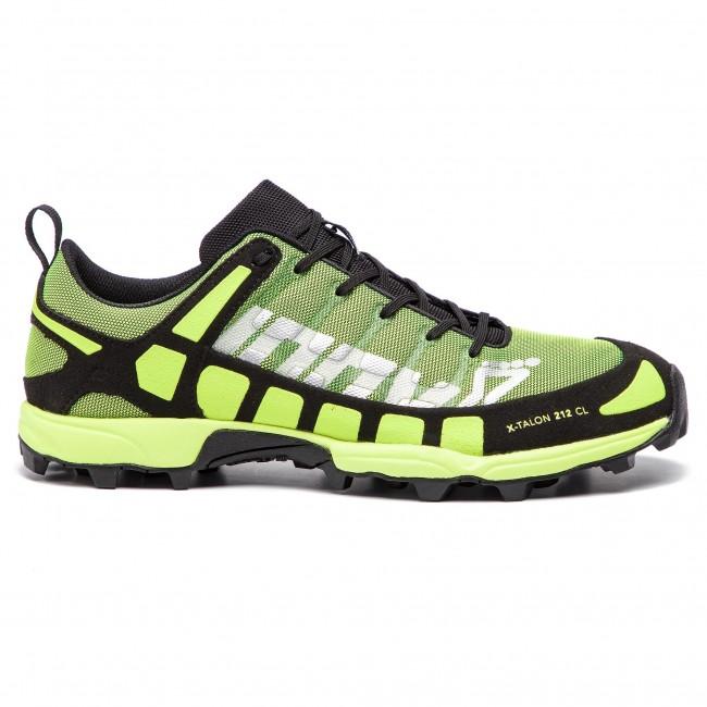 Cipő INOV-8 - X-Talon 212 Cl 000775-YWBK-P-01 Yellow/Black - Túra bakancsok - Futócipők - Sport - Férfi