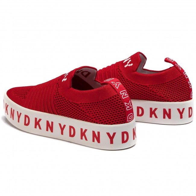 Teniszcipő DKNY Brea K4800741 Rouge   Cipők, Táska, Bor