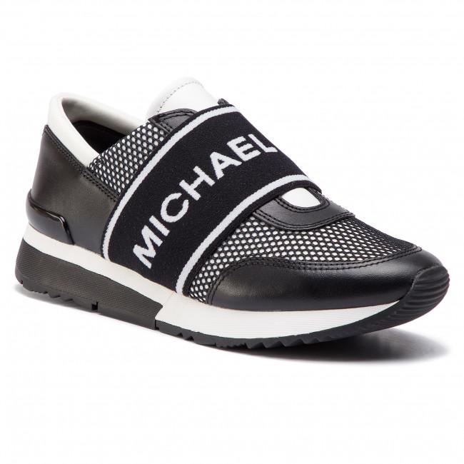 Sportcipő MICHAEL MICHAEL KORS Mk Trainer 43R9MKFS1D BlkOpticwht