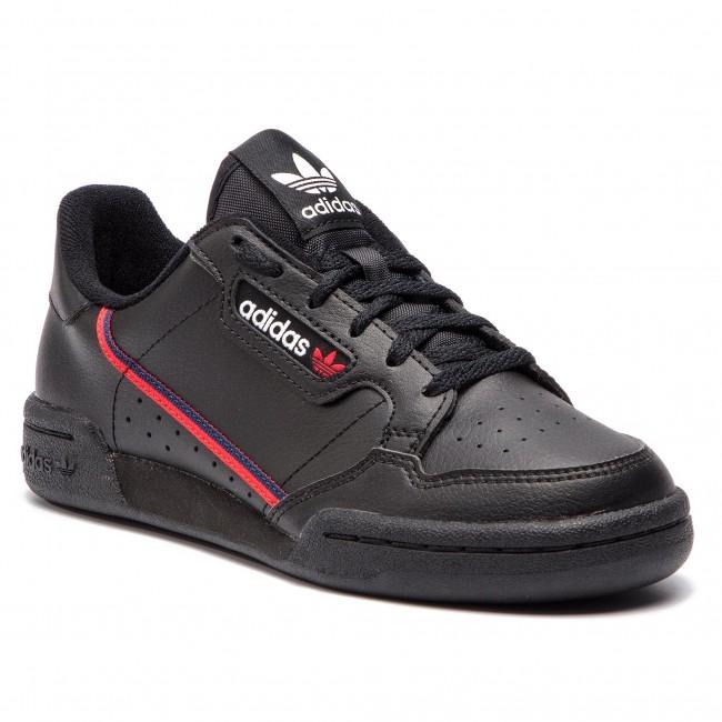 Cipő adidas Continental 80 J F99786 CblackScarleConavy