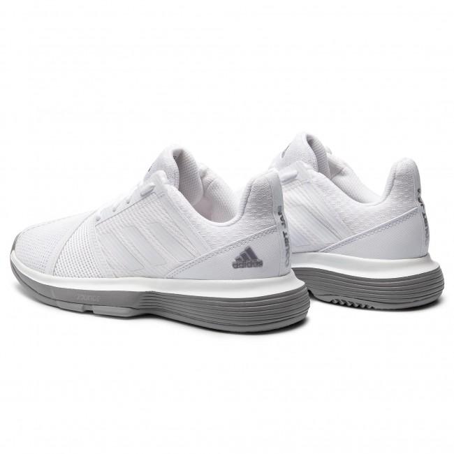Cipő adidas CourtJam Bounce W CG6354 FtwwhtFtwwhtLgrani
