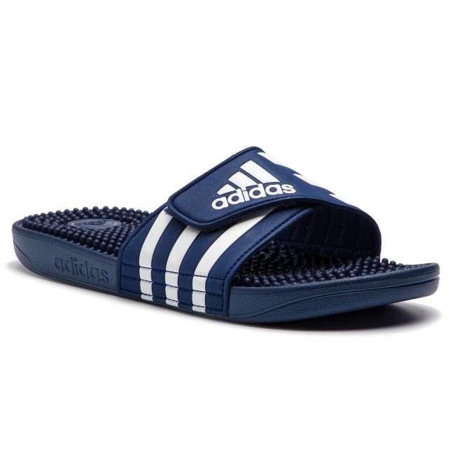 adidas Sötétkék Úszócipő Papucs Trublue Wht Trublu