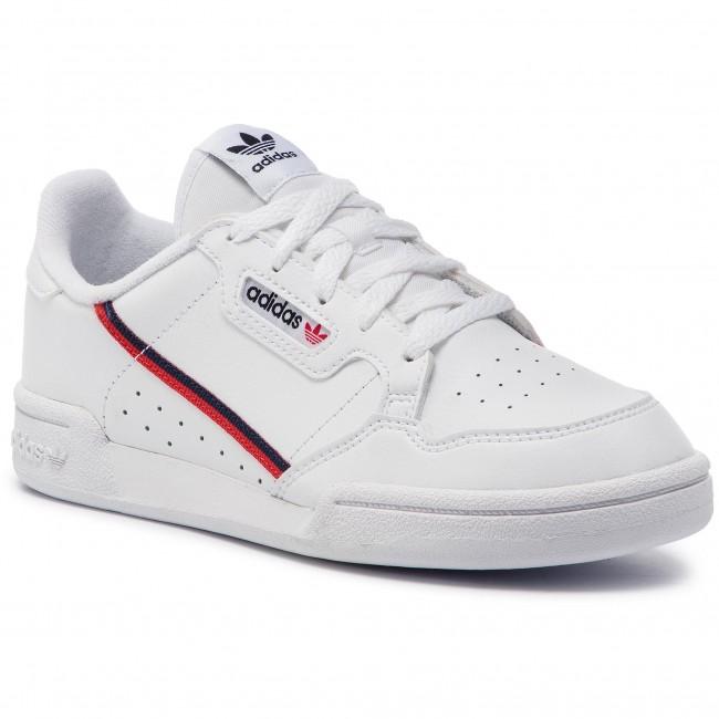 Cipő adidas Continental 80 C G28215 FtwwhtScarleConavy
