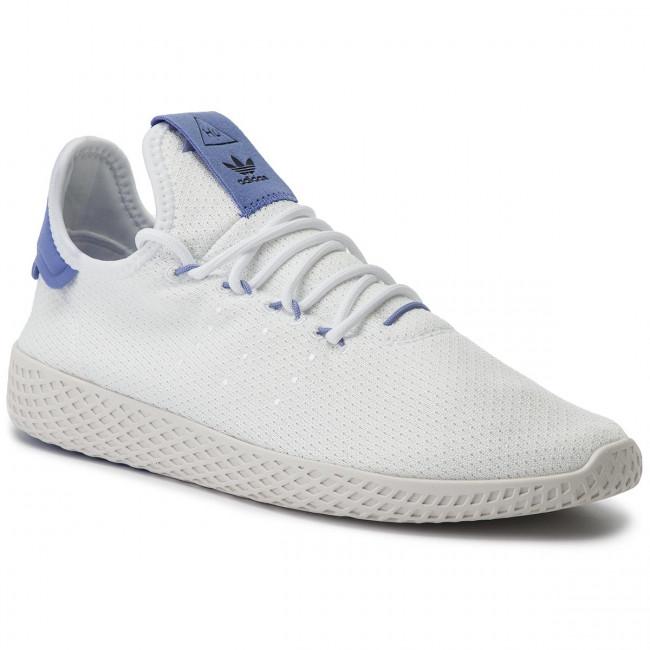Cipő adidas Pw Tennis Hu BD7521 FtwwhtRealilCwhite (43