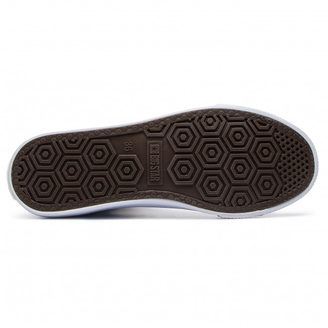 Gyári Ár Női Cipők Tornacipő BIG STAR - DD274660  White - Tornacipők - Félcipő - Női azBmXbkS