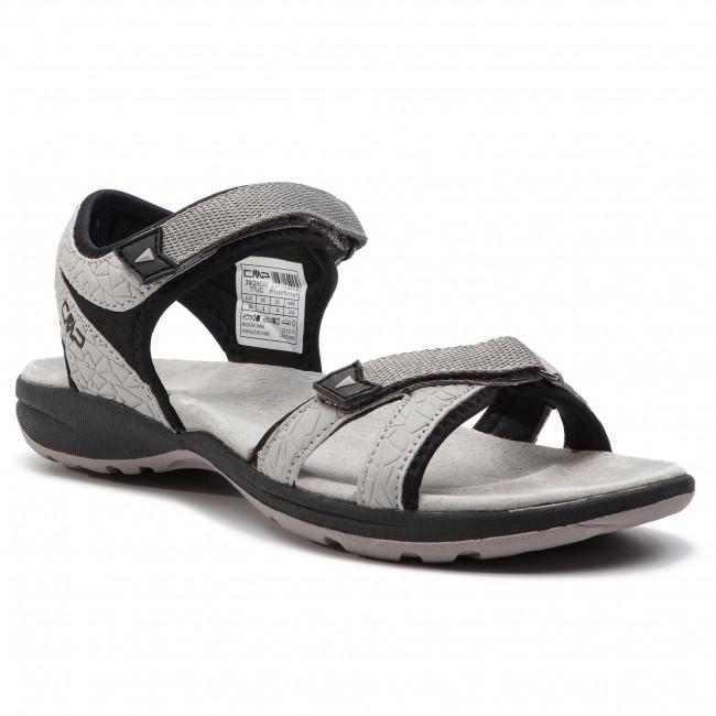 Szandál CMP - Adib Wmn Hiking Sandal 39Q9536  Stone/Nero 77UC