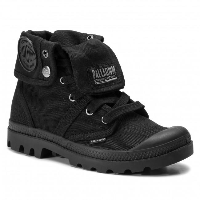 Bakancs PALLADIUM - Pallabrouse Baggy 92478-001-M Black/Black