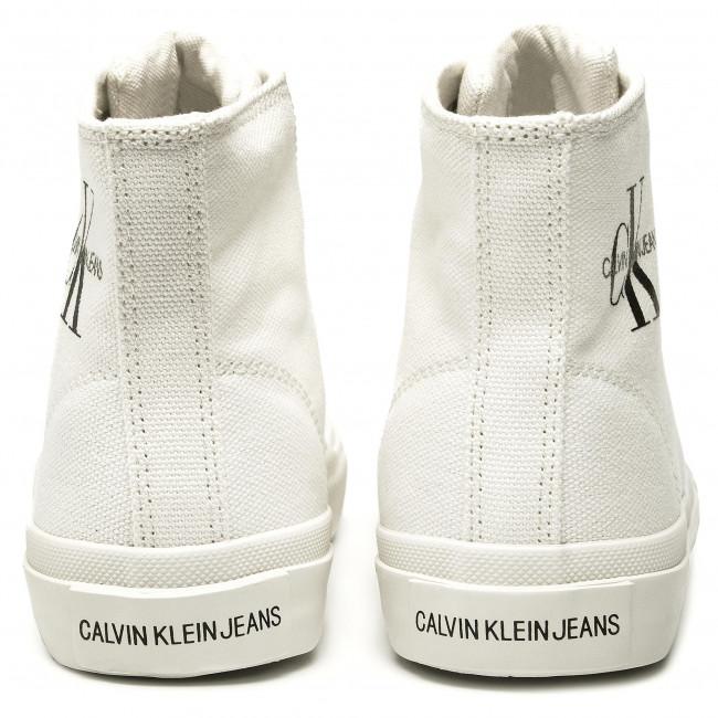 Hatalmas Meglepetés Női Cipők Tornacipő CALVIN KLEIN JEANS - Idelle R7800 Bright White - Tornacipők - Félcipő - Női SsJhpY8t
