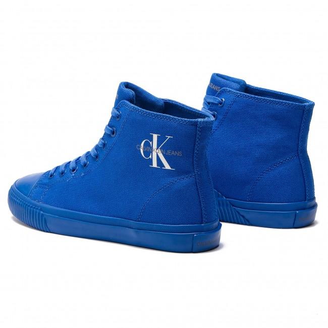 Gyors Szállítás Női Cipők Tornacipő CALVIN KLEIN JEANS - Idelle R7800 Nautical Blue - Tornacipők - Félcipő - Női wZcUNghO
