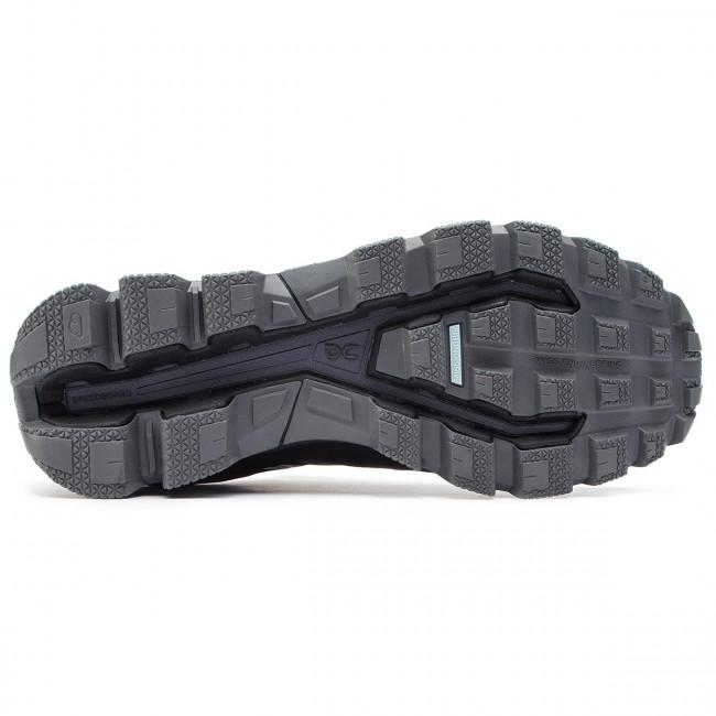 Cipő ON - Cloudventure Waterproof 00022 Black/Graphit 99951 - Túra bakancsok - Futócipők - Sport - Férfi