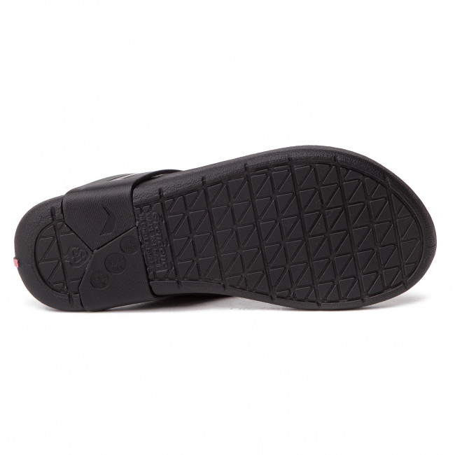 Vietnámi papucsok RIDER - Elite II Fem 82502 Black/Black 20880 - Vietnámi papucsok - Papucsok és szandálok - Női