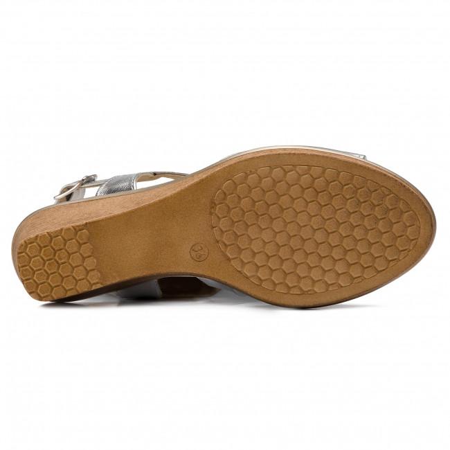 Szandál SERGIO BARDI - SB-42-07-000065 710 - Magasított sarkú cipők - Papucsok és szandálok - Női