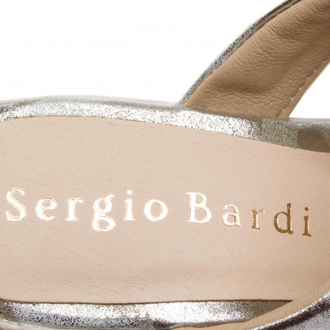 Legjobb Szállító Női Cipők Papucs SERGIO BARDI - SB-42-07-000067 710 - Magasított sarkú cipők - Papucsok és szandálok - Női ccaOw2Wm