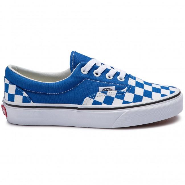 Teniszcipő VANS Era VN0A38FRVOU1 (Checkerboard) Lapis Blue