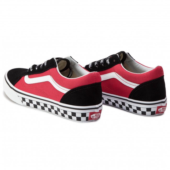 Teniszcipő VANS Old Skool VN0A38HBVI71 (Logo Pop) BlackTrue Whi