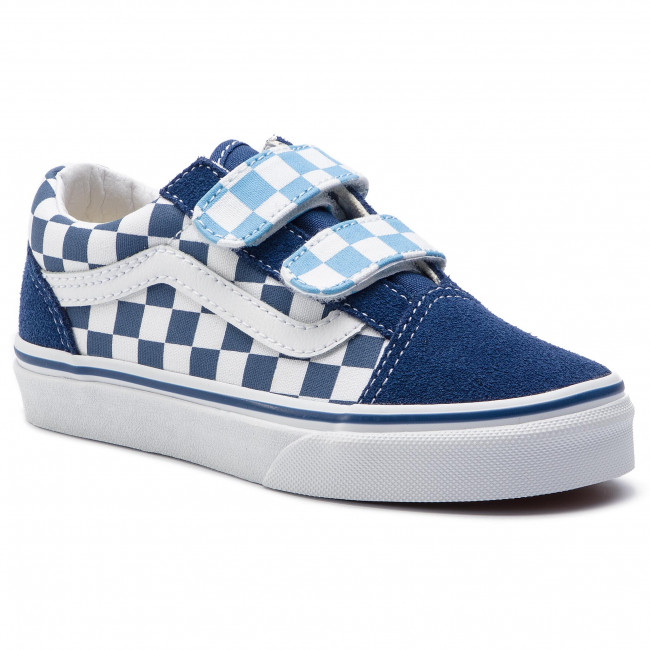 Teniszcipő VANS Old Skool V VN0A38HDVDX1 (Checkerboard) True Navy