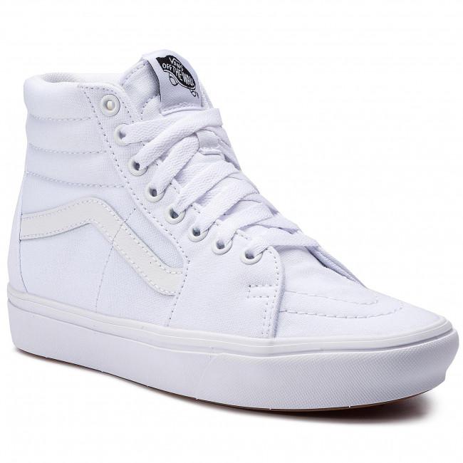 Sportcipő VANS Comfycush Sk8 Hi VN0A3WMBVNG1 (Classic) True WhiteTrue