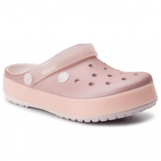 Crocs rózsaszín papucs Crocband Ice Pop Clog Női Cipők
