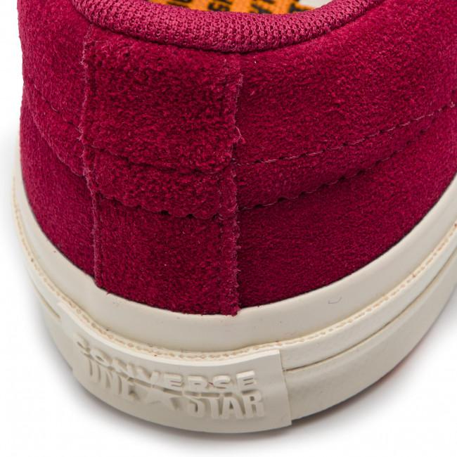Biztonságos Fizetés Női Cipők Teniszcipő CONVERSE - One Star Ox 163192C Rhubarb/Field Orange/Egret - Tornacipők - Félcipő - Női bCA532GT