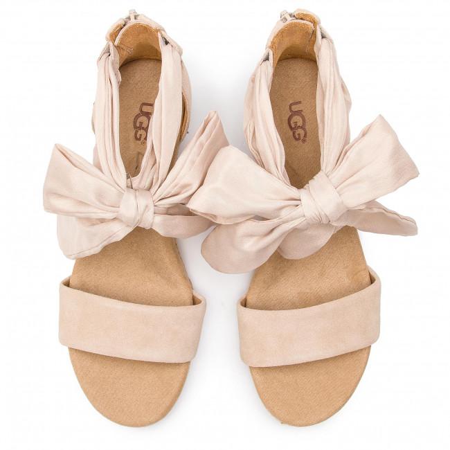 Online Lenni Női Cipők Espadrilles UGG - W Trina 1099693 W/Nud - Espadrilles - Papucsok és szandálok - Női 8GRJ9Mxf
