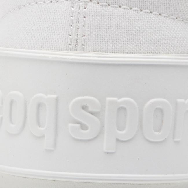 Divatos Női Cipők Teniszcipő LE COQ SPORTIF - Flag Sport 1910496 Optical White - Tornacipők - Félcipő - Női jkRTe48L