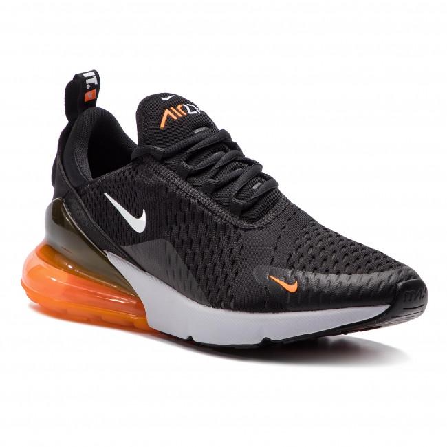 Nike Gyerek Nike Air Max 270 (GS) Medium oliveFekete total