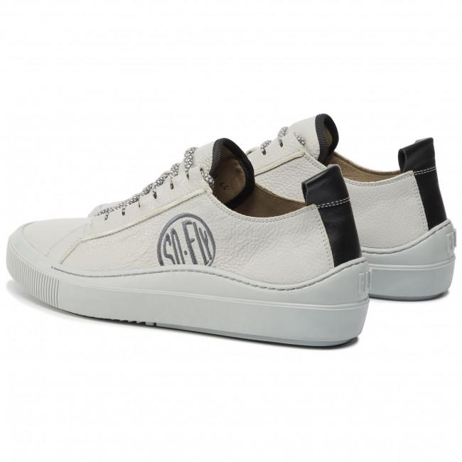 Sportcipő FLY LONDON - Satefly P601384001 L.Grey/Blk (Gre) - Sneakers - Félcipő - Férfi