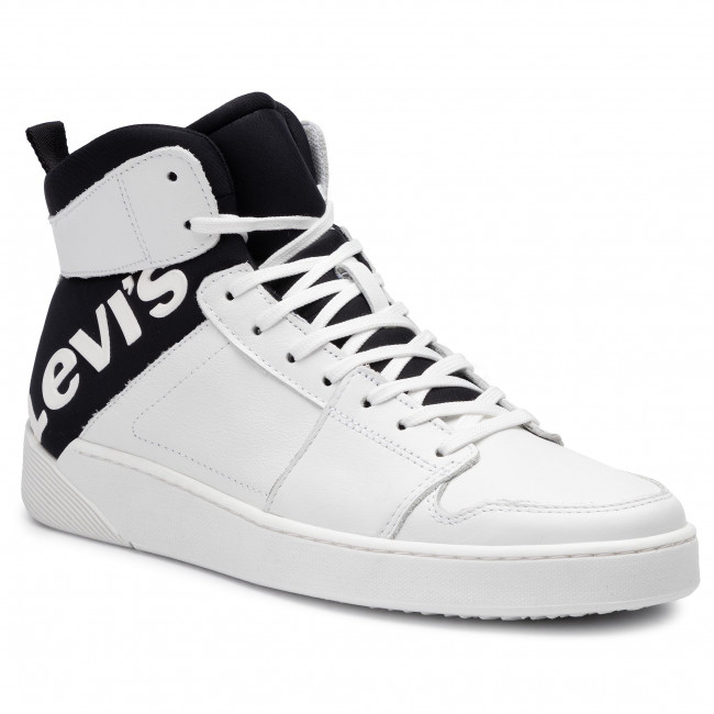 Sportcipő LEVI'S - 230699-931-51 Regular White - Sneakers - Félcipő - Férfi