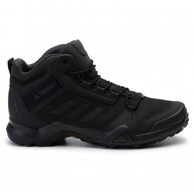 outdoor cipő TERREX AX3, piros fekete, 47