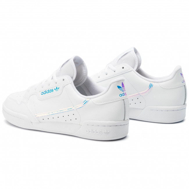 Cipő adidas Continental 80 J EE6471 FtwwhtFtwwhtCblack