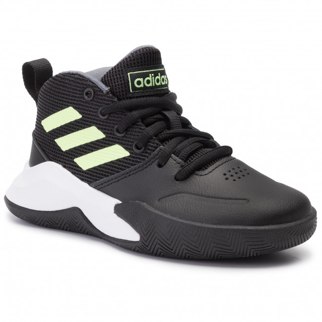 Cipő adidas Ownthegame K Wide EF0308 CblackHireyeOnix