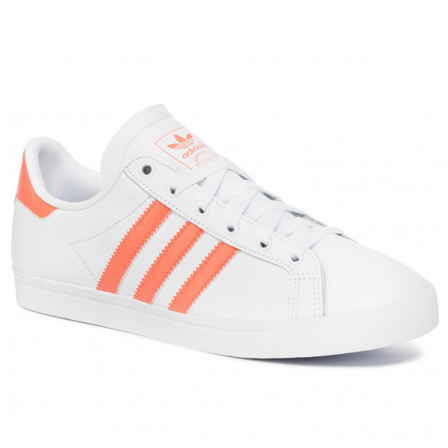Cipő adidas - Coast Star W EE6202 Ftwwht/Semcor/Ftwwht - Sneakers - Félcipő - Női D37RlJfo