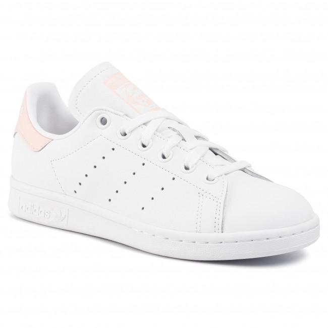 Adidas Originals Stan Smith Női Cipő (Fehér Rózsaszín) EE5865