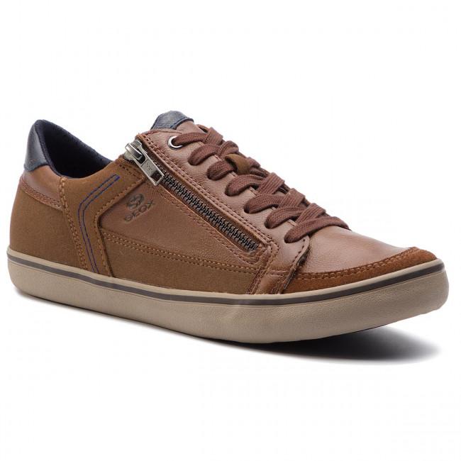 Sportcipő GEOX U Halver A U843AA 054AU C0013 Brown