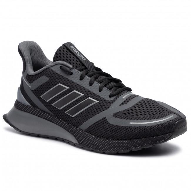 Cipő adidas Nova Run EE9267 CblackCblackGresix